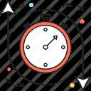 agile development, chronometer, development, processing, stopwatch icon