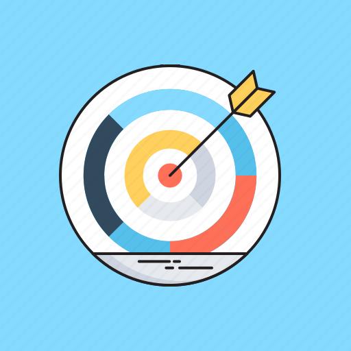 bullseye, dartboard, goal, mission, targeting icon