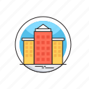 building, company, corporation, office, real estate icon