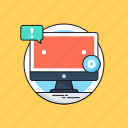error 404, error page, http error, server error, website maintenance icon