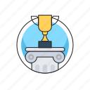 achievement, award, prize, trophy, winning cup