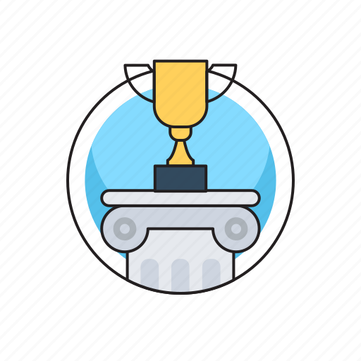 achievement, award, prize, trophy, winning cup icon