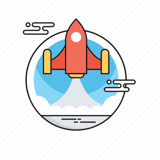 business, business launch, launch, start, startup icon