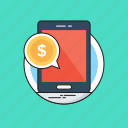 marketing, mobile marketing, mobile seo, smart marketing, smartphone icon