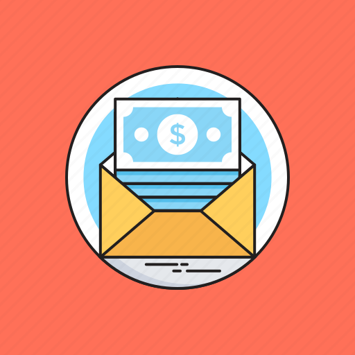 Banking, dollar, email, envelope, sms banking icon - Download on Iconfinder