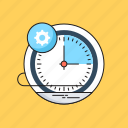 duration, schedule, time duration, time management, timer icon
