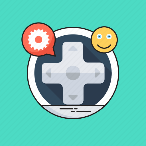 Buttons, cyber games, playstation, video games, xbox icon - Download on Iconfinder
