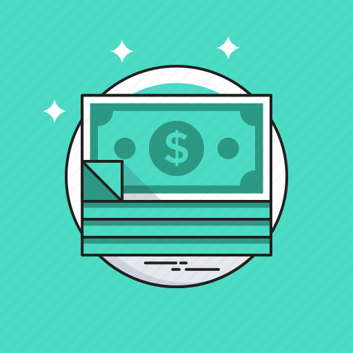 Banking, banknotes, currency, money, paper money icon - Download on Iconfinder