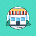 market, my shop, retail, store, super store icon