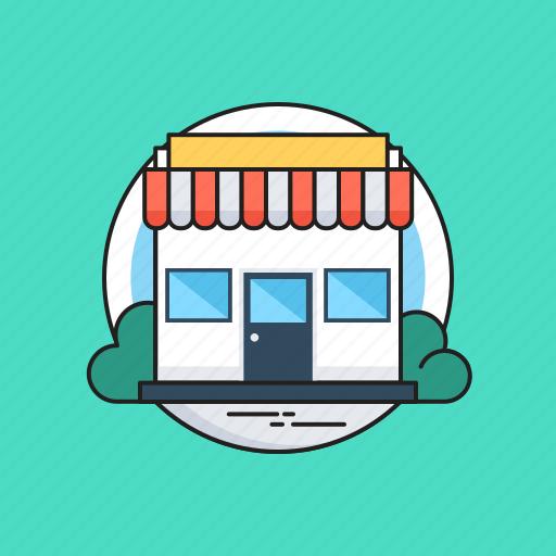 market, my shop, retail, store, super store icon