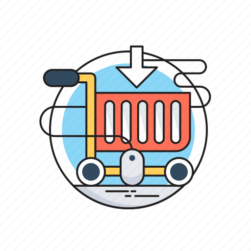 Add to cart, ecommerce, shopping, shopping cart, trolley icon - Download on Iconfinder
