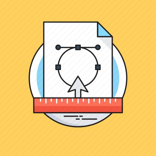 Artwork, design file, designing, graphic design, scale icon - Download on Iconfinder