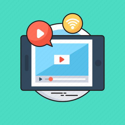 Marketing, media, multimedia, promotion, video marketing icon - Download on Iconfinder