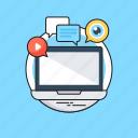 chat bubble, digital marketing, marketing, media, social