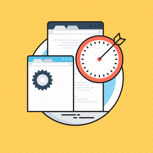 Seo, stopwatch, web, web optimization, website icon - Download on Iconfinder