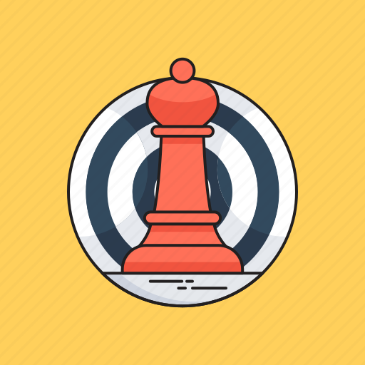 Chess, chess pawn, marketing, planning, strategy icon - Download on Iconfinder