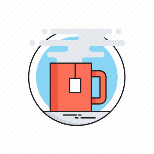 coffee, hot drink, take a break, tea break, tea cup icon