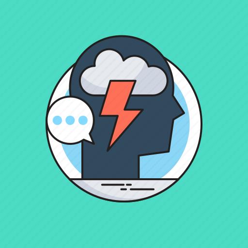 Brain, brainstorming, idea, intelligence, mind icon - Download on Iconfinder