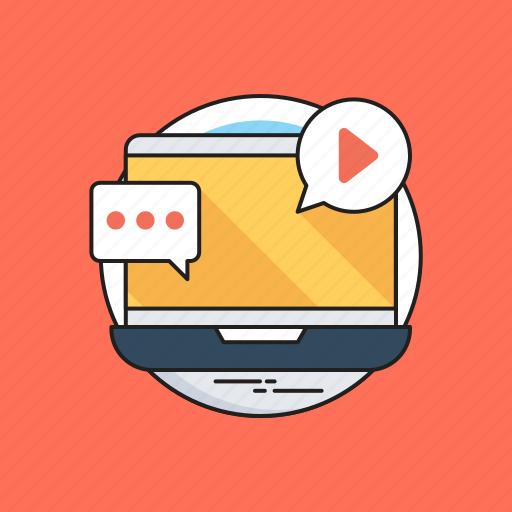 Digital marketing, e marketing, laptop, marketing, online marketing icon - Download on Iconfinder
