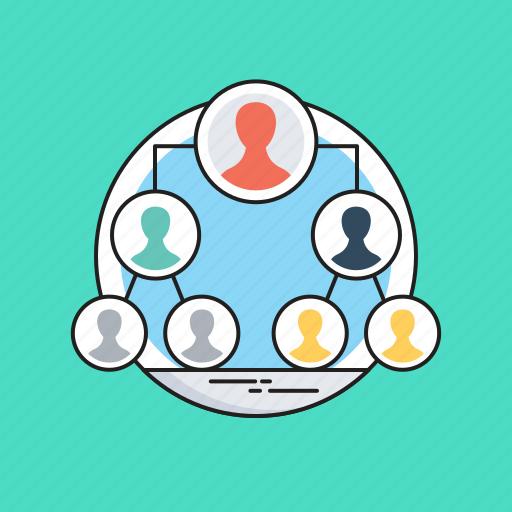 business, cooperation, marketing, mlm marketing, multi level icon