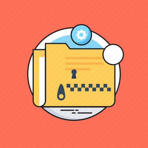Archive, compressed, document, folder, zip folder icon - Download on Iconfinder