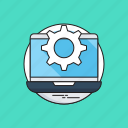 cog, development, maintenance, preferences, programming icon
