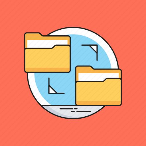 Database, file, file management, share folder, storage icon - Download on Iconfinder