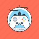 game, game development, gamepad, gamestick, joystick icon
