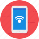 cellular network, internet, mobile network, mobile wifi, wifi signal icon