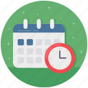 agenda, appointment, schedule, timeline, timetable icon