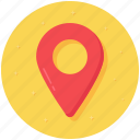 direction, gps, location marker, location pin, location pointer, navigation, placeholder icon