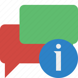 bubble, chat, communication, information, message, talk icon