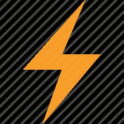 charge, energy, flash, power, thunder icon