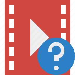 cinema, film, help, media, movie, video icon