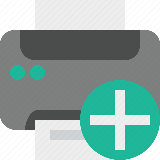 Add, document, paper, print, printer, printing icon - Download on Iconfinder