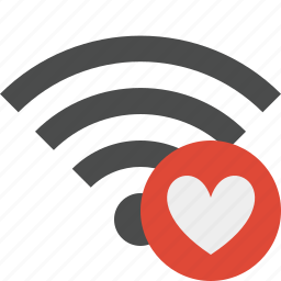 connection, favorites, internet, wifi, wireless icon