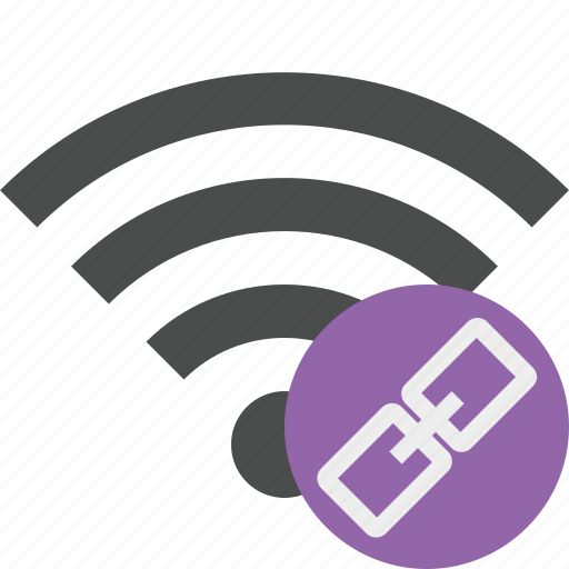 Link, connection, internet, wifi, wireless icon - Download on Iconfinder