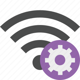connection, internet, settings, wifi, wireless icon