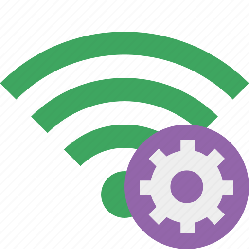 connection, green, internet, settings, wifi, wireless icon