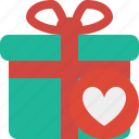 box, christmas, favorites, gift, present, xmas icon
