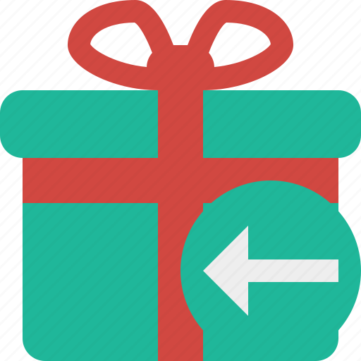 Box, christmas, gift, present, previous, xmas icon - Download on Iconfinder