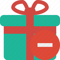 box, christmas, gift, present, stop, xmas icon