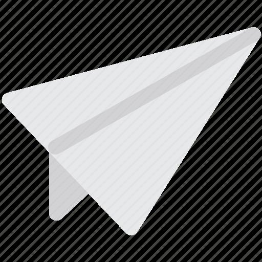 paper, plane, send, sent icon