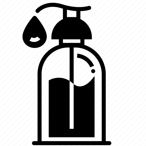 bottle, cosmetic, lotion, oil, salon, shampoo, shower icon