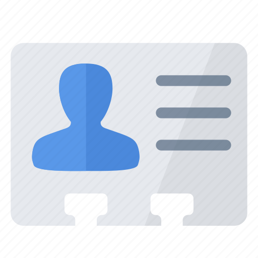 account, identification, identity, person, profile, user icon