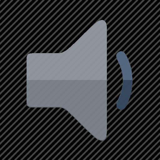 down, microphone, minimum, music, sound, speaker, volume icon
