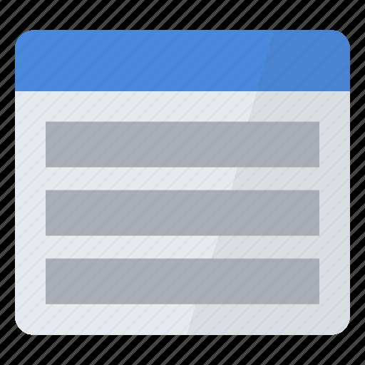 configuration, custom, interface, raws, three, user, window icon