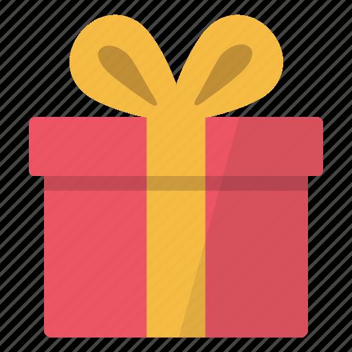 birthday, celebration, christmas, gift, happy, knot, surprise icon