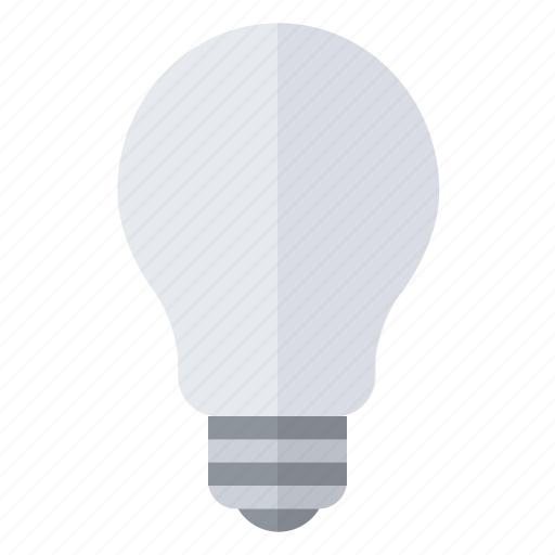 bulb, electricity, lamp, light, off, power, turned icon