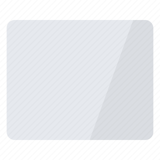 blank, document, empty, landscape, new, page, paper icon